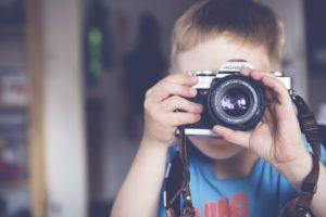 【カメラケース】古いデジカメの使い道?子供も喜ぶ可愛いカメラケース!